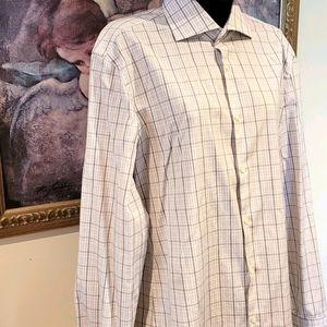 Hugo Boss slim fit dress shirt